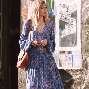 Spell City Lights Gown